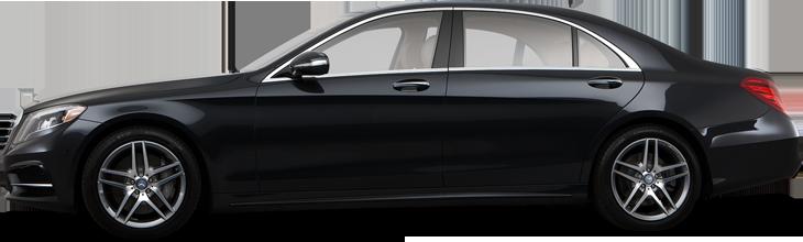 Mercedes S Class PNG