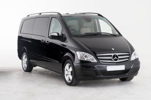Mercedes Viano Front